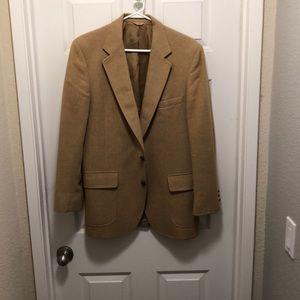 Jackets & Blazers - Vintage Cromwell LTD camel hair coat
